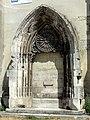Soissons (02), abbaye Saint-Léger, abbatiale, portail provenant de l'abbaye Notre-Dame détruite entre 1793 et 1796 1.jpg