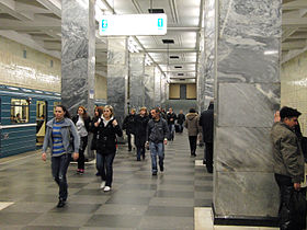 image illustrative de l'article Sokolniki (métro de Moscou)