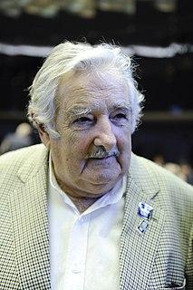José Mujica Uruguayan politician