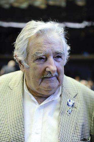 José Mujica - Image: Solenidades. Homenagens (15983395917)