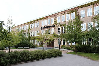 Solna Municipality - Solna gymnasium