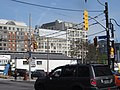 Some kind of repairs going on on the Condo on Princess StreetA new building is constructed in the old National Hotel, 2015 05 26 (2).JPG - panoramio.jpg