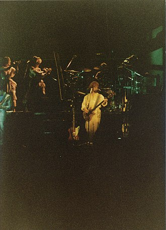 Barclay James Harvest - Barclay James Harvest at Hammersmith Odeon, 1980s