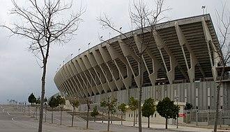 Estadi de Son Moix - Exterior of the Son Moix Stadium