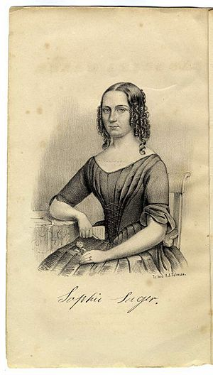 Feminism in Sweden - Sophie Sager was one of the first Swedish feminist activists of the modern era.