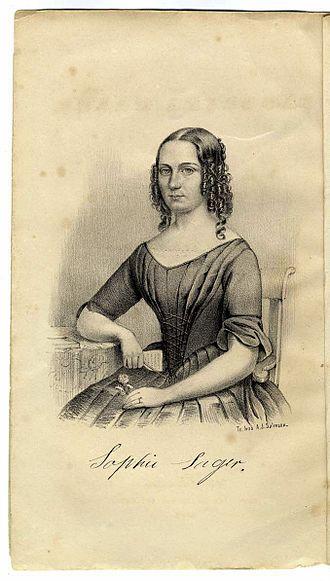 1848 in Sweden - Sophie Sager