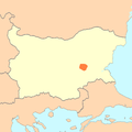 South Bulgarian Corriedale areal of distribution.PNG