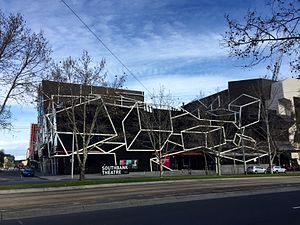 Southbank Theatre - Image: Southbank Theatre, Melbourne