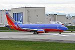 Southwest Airlines, Boeing 737-3H4(WL), N386SW - PAE (18158744494).jpg