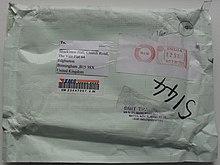 Express mail - Wikipedia