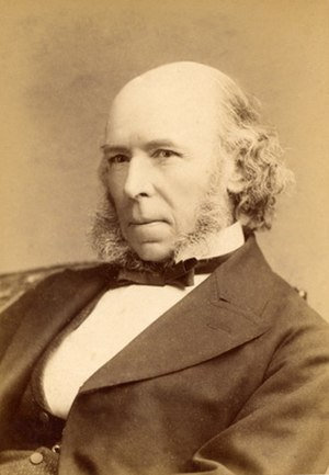 "Survival of the fittest -  Herbert Spencer coined the phrase ""survival of the fittest""."