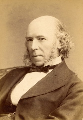 "Historical figure - Herbert Spencer, who considered events in the lives of kings ""historic trivalities"""
