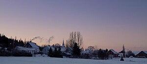 Saint-Épiphane, Quebec - Village of Saint-Épiphane