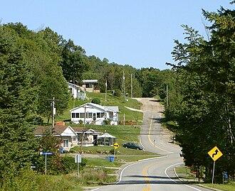 Val-des-Monts, Quebec - St-Pierre-de-Wakefield
