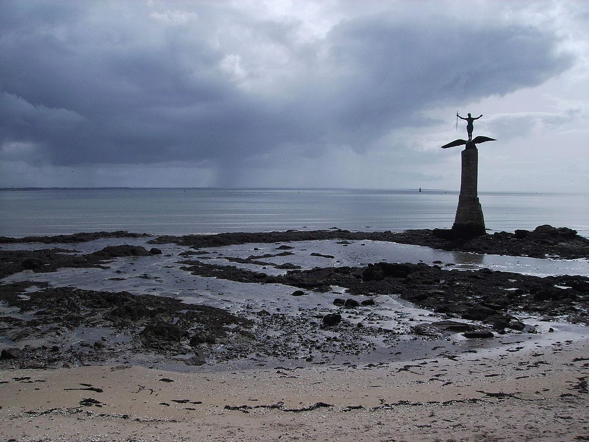 Monument au corps expéditionnaire américain