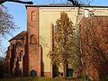St.-Afra-Kirche Seitengebäude.JPG
