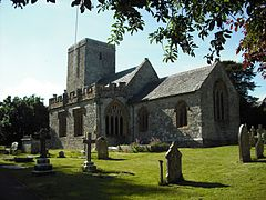 St.Michael's Church, Stinsford.JPG