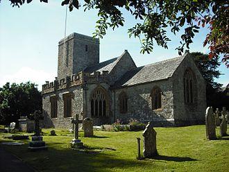 Stinsford - Image: St.Michael's Church, Stinsford