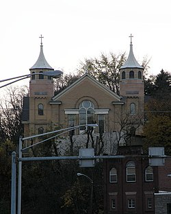 St. Nicholas Croatian Church in Millvale