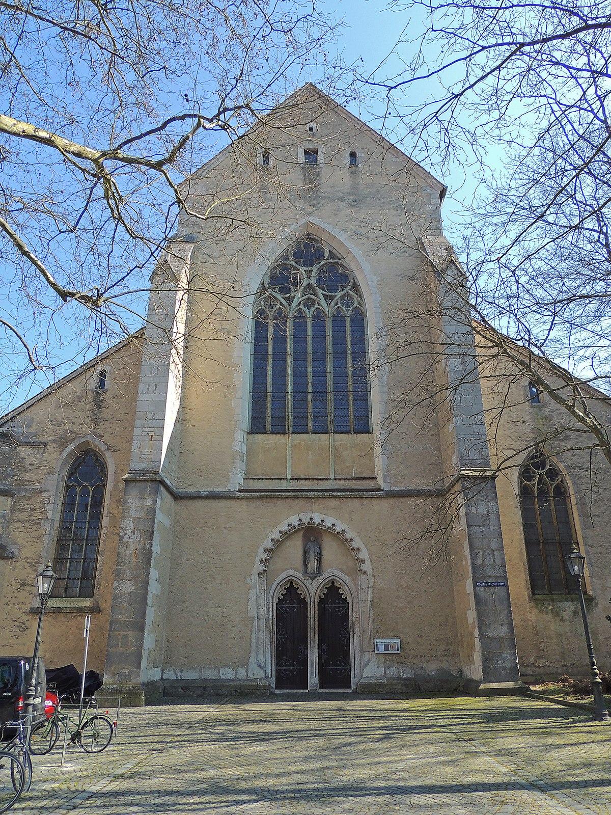 St Blasius Regensburg
