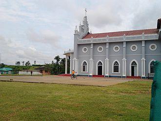 Meppadi - St.Josephs Church, Meppadi