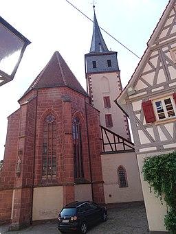 St. Magdalena Kirche Tiefenbronn 72