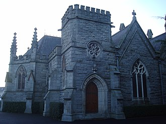 St. Philip and St. James Church, Booterstown - Image: St. Philip and St James Church Booterstown 2