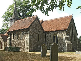 Stapleford Tawney civil parish in the Epping Forest district of Essex, England