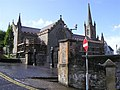 St Columb's RC Church, Derry - Londonderry - geograph.org.uk - 1472877.jpg