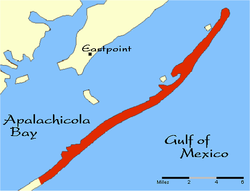 St  George Island (Florida) - Wikipedia