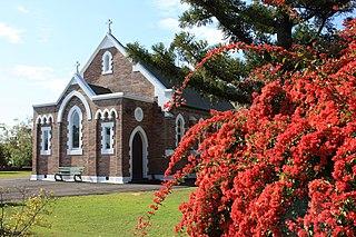 St Johns Anglican Church, Dalby church building in Queensland, Australia
