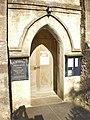 St Johns Church, Yealand, Doorway - geograph.org.uk - 1308606.jpg
