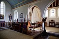 St Mary's Church, Stapleford Tawney, Essex, England ~ south arcade and chapel.jpg