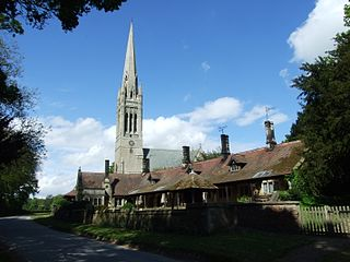 South Dalton Village in the East Riding of Yorkshire, England