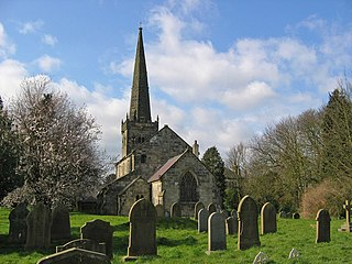 Huggate Village and civil parish in the East Riding of Yorkshire, England