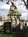 St Patrick's Cemetery, Langthorne Road, Leytonstone, London E11 - geograph.org.uk - 307826.jpg