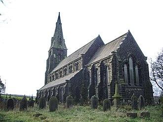 Denholme - St Paul's Church