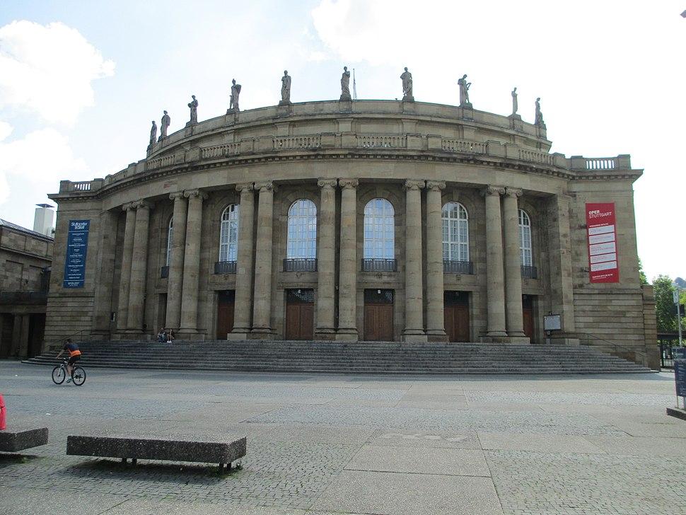 Staatstheater Stuttgart - Großes Haus
