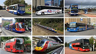 Stagecoach Group International transport group headquartered in Perth, Scotland