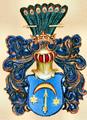 Stammwappen der Familie Wassilko sei 1676.png