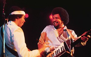 George Duke - Clarke and Duke in concert