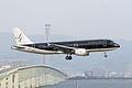 Star Flyer, 7G25, Airbus A320-214, JA09MC, Arrived from Tokyo, Kansai Airport (17196815311).jpg
