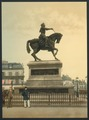 Statue of Joan of Arc by Foyatier in the Martyrs' Place, Orléans, France-LCCN2001698500.tif