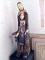 Statue of the Blessed Virgin Mary by Peter Ball, Holy Trinity Blythburgh.jpg