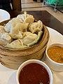 Steamed chicken momos- Supreme all spice, Kollam - Kerala- FB4B6FF3-D8CC-49BB-8595-3786051F97CA.jpg
