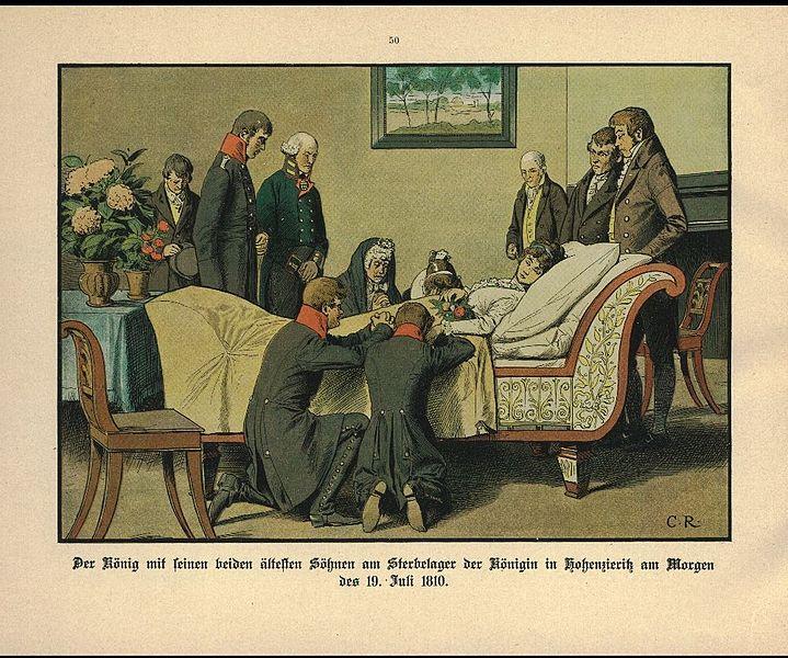 File:Sterbelager der Königin Luise in Hohenzieritz, von Carl Röchling.jpg