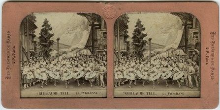 Stereokort, Guillaume Tell 7, La Tyrolienne - SMV - S156a.tif