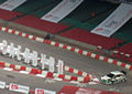 Stobart Ford Focus Wales Rally GB Millennium Stadium, 3 December 2006.jpg