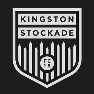 Kingston Stockade FC - Kingston Stockade FC crest