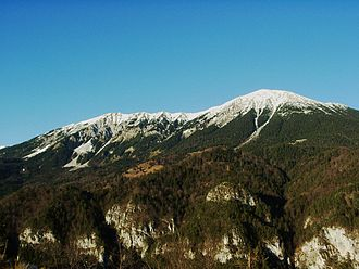 Slovenian Mountain Hiking Trail - Stol